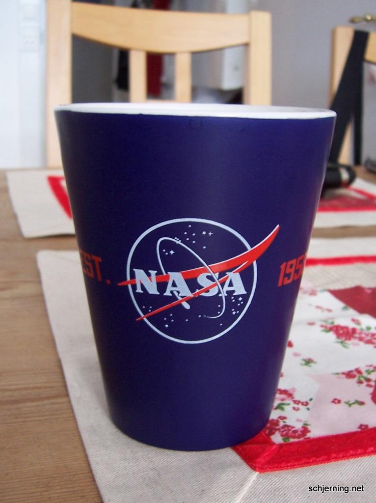 Kop fra Houston Space Center