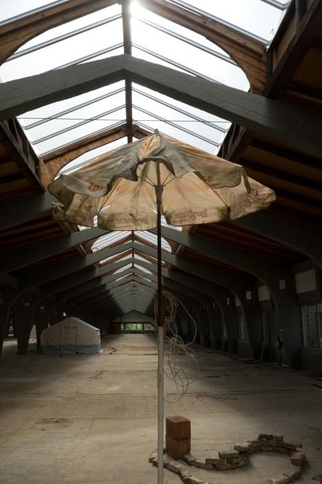 SCHLACHTEN | DISPLACED 2015 | Wiederaufbau Workshop – Verena Resch, Daniel Segerberg & Ninia Sverdrup | Image © Dan Farberoff