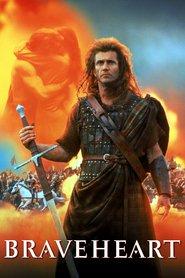 """Plakat for filmen """"Braveheart"""""""