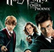 "Plakat for filmen ""Harry Potter and the Order of the Phoenix"""