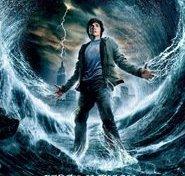 "Plakat for filmen ""Percy Jackson & the Olympians: The Lightning Thief"""