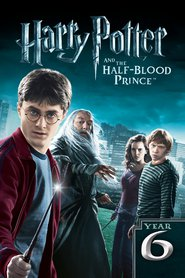 "Plakat for filmen ""Harry Potter and the Half-Blood Prince"""