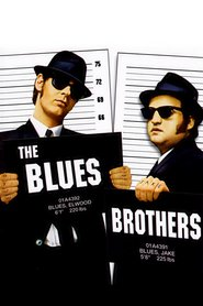 "Plakat for filmen ""The Blues Brothers"""