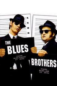 "Plakat for filmen ""The Blues Brothers"""