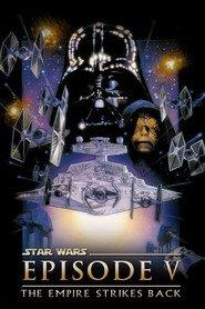 """Plakat for filmen """"The Empire Strikes Back"""""""