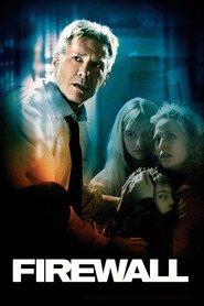 "Plakat for filmen ""Firewall"""