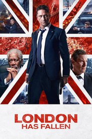 "Plakat for filmen ""London Has Fallen"""