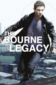 "Plakat for filmen ""The Bourne Legacy"""