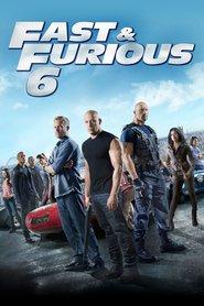 "Plakat for filmen ""Fast & Furious 6"""