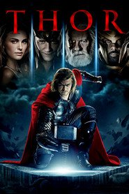 """Plakat for filmen """"Thor"""""""