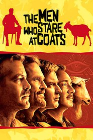 "Plakat for filmen ""The Men Who Stare at Goats"""