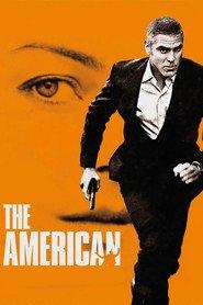 """Plakat for filmen """"The American"""""""