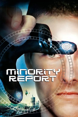 "Poster for the movie ""Minority Report"""