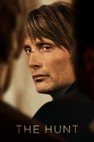 """Plakat for filmen """"The Hunt"""""""