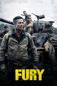 "Plakat for filmen ""Fury"""