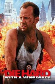 "Plakat for filmen ""Die Hard: With a Vengeance"""