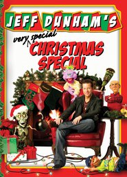 "Plakat for filmen ""Jeff Dunham: Jeff Dunham's Very Special Christmas Special"""