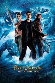 "Plakat for filmen ""Percy Jackson: Sea of Monsters"""