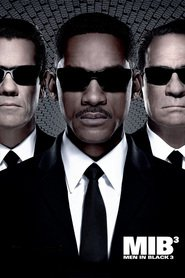 "Plakat for filmen ""Men in Black 3"""
