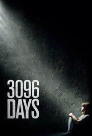 """Plakat for filmen """"3096 Days"""""""