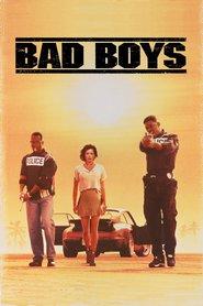 """Plakat for filmen """"Bad Boys"""""""