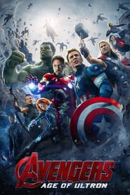 "Plakat for filmen ""Avengers: Age of Ultron"""