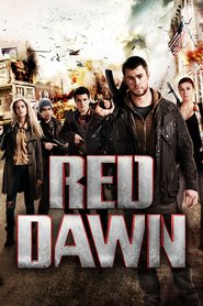 "Plakat for filmen ""Red Dawn"""