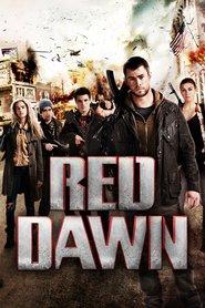 """Plakat for filmen """"Red Dawn"""""""