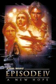 """Plakat for filmen """"Star Wars"""""""