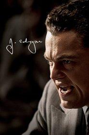 """Plakat for filmen """"J. Edgar"""""""