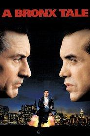 """Plakat for filmen """"A Bronx Tale"""""""