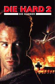 """Plakat for filmen """"Die Hard 2"""""""