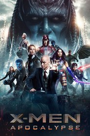 "Plakat for filmen ""X-Men: Apocalypse"""