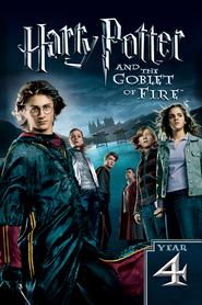 """Plakat for filmen """"Harry Potter and the Goblet of Fire"""""""