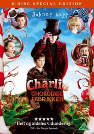 """Plakat for filmen """"Charlie and the Chocolate Factory"""""""