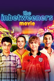 """Plakat for filmen """"The Inbetweeners Movie"""""""