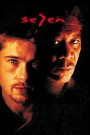 """Plakat for filmen """"Se7en"""""""