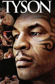 """Plakat for filmen """"Tyson"""""""