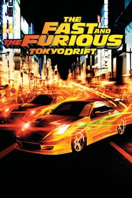 """Plakat for filmen """"The Fast and the Furious: Tokyo Drift"""""""