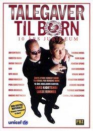 """Plakat for filmen """"Talegaver Til Børn: 10 Års Jubilæum"""""""