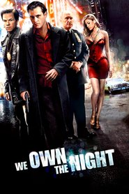 "Plakat for filmen ""We Own the Night"""