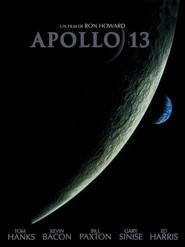 """Plakat for filmen """"Apollo 13"""""""