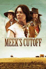 "Plakat for filmen ""Meek's Cutoff"""