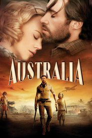 """Plakat for filmen """"Australia"""""""