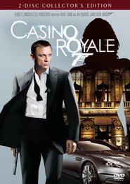 """Plakat for filmen """"Casino Royale"""""""