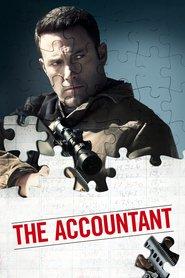 """Plakat for filmen """"The Accountant"""""""