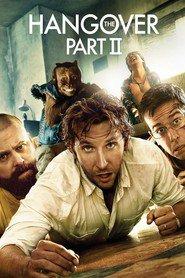 """Plakat for filmen """"The Hangover Part II"""""""