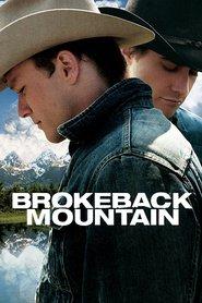 """Plakat for filmen """"Brokeback Mountain"""""""