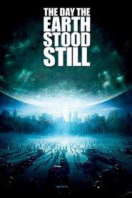 """Plakat for filmen """"The Day the Earth Stood Still"""""""