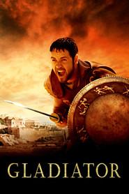 """Plakat for filmen """"Gladiator"""""""